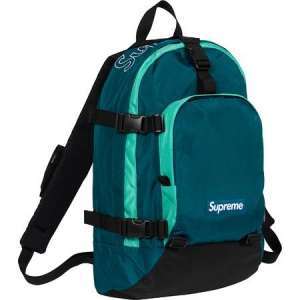 Supreme Backpack (FW19)- Dark Teal