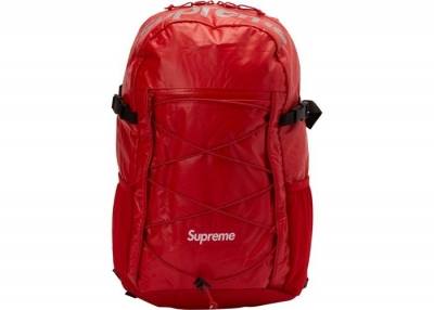 Supreme FW17 Backpack- Red