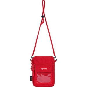 Supreme Utility Pouch- Red