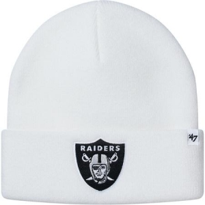 Supreme Raiders NFL '47 Beanie- White