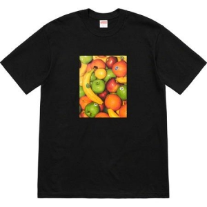 Supreme Fruit Tee- Black