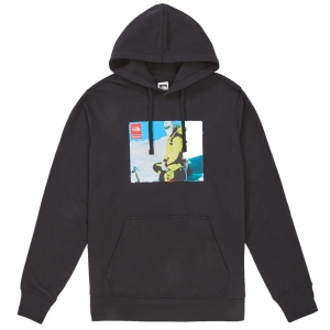 Supreme The North Face Photo Hooded Sweatshirt- Black