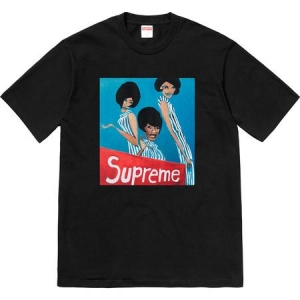 Supreme Group Tee- Black