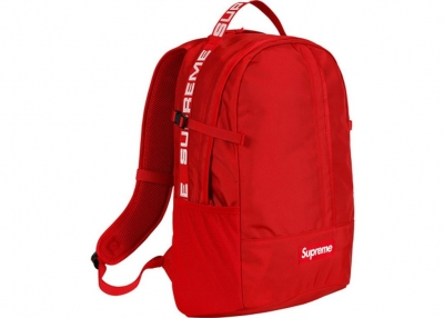 Supreme Backpack (SS18)- Red