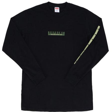 Supreme 1994 LS Tee- Black
