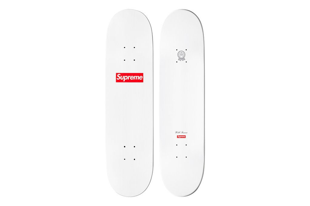 Supreme 20th Anniversary Skate Deck