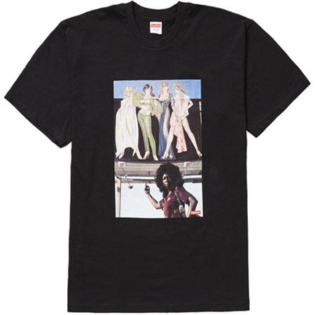 Supreme American Picture Tee- Black