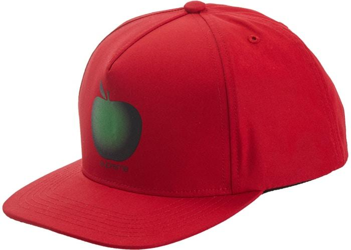 Supreme Apple 5-Panel- Red
