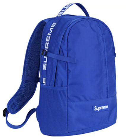 Supreme Backpack (SS18)- Royal