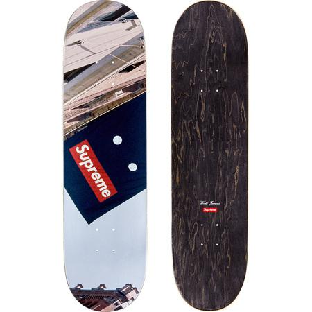 Supreme Banner Skateboard- Multicolor