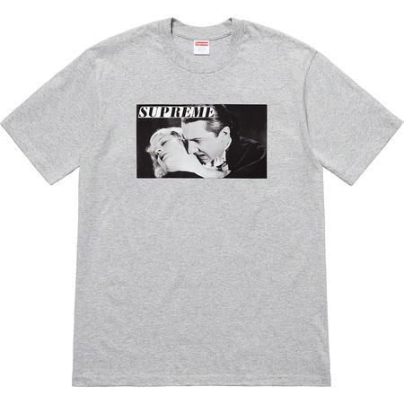 Supreme Bela Lugosi Tee- Heather Grey