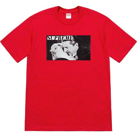 Supreme Bela Lugosi Tee- Red