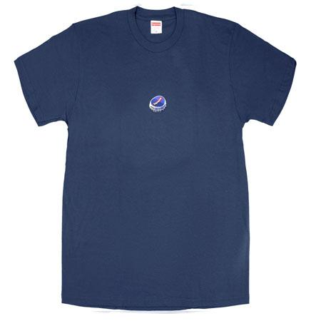 Supreme Bottle Cap Tee- Navy