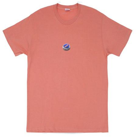 Supreme Bottle Cap Tee- Terra Cotta