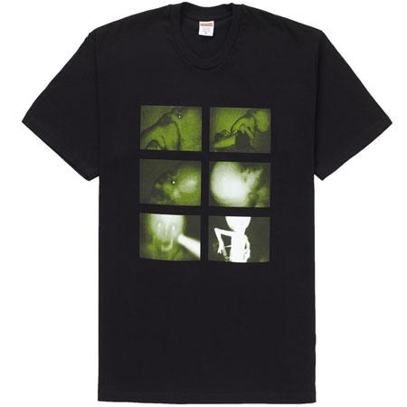 Supreme Chris Cunningham Rubber Johnny Tee- Black