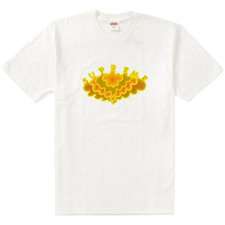 Supreme Cloud Tee- White