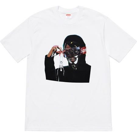 Supreme Creeper Tee- White