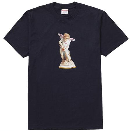 Supreme Cupid Tee- Navy
