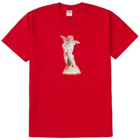 Supreme Cupid Tee- Red