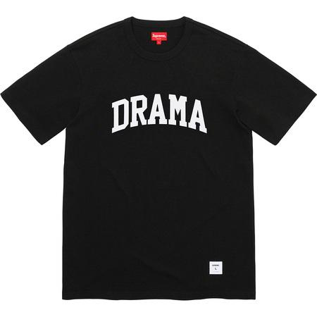 Supreme Drama S/S Top- Black