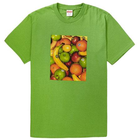Supreme Fruit Tee- Green