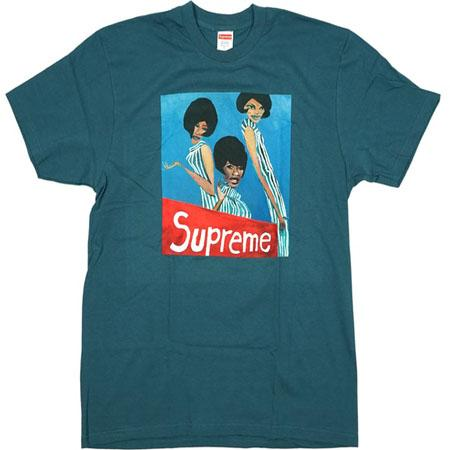 Supreme Group Tee- Slate
