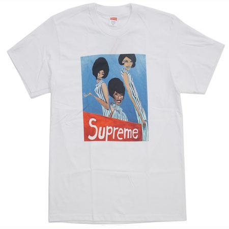 Supreme Group Tee- White