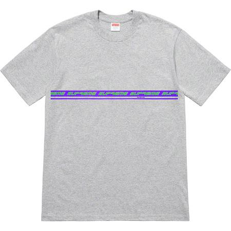 Supreme Hard Goods Tee- Heather Grey