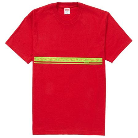 Supreme Hard Goods Tee- Red