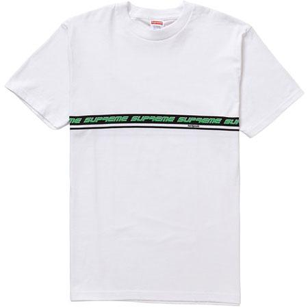 Supreme Hard Goods Tee- White