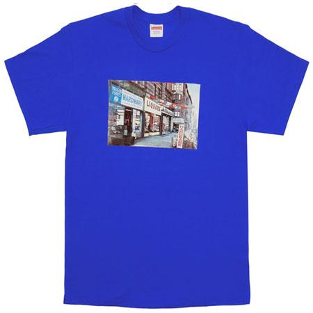 Supreme Hardware Tee- Royal
