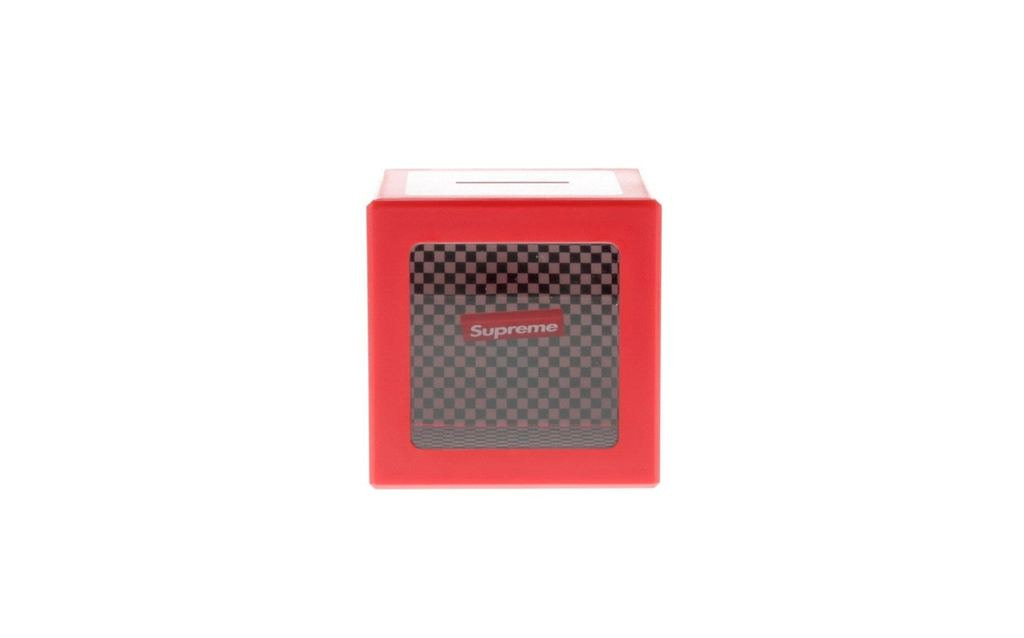 Supreme Illusion Coin Bank- Red