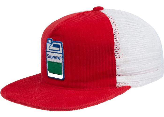 Supreme Jug 5-Panel- Red