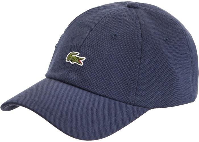 Supreme LACOSTE Pique 6-Panel- Navy