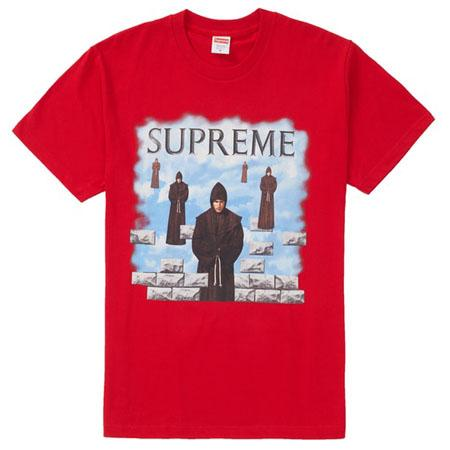 Supreme Levitation Tee- Red