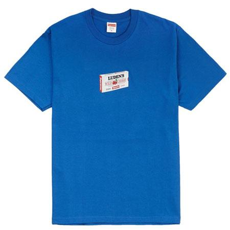Supreme Luden's Tee- Royal