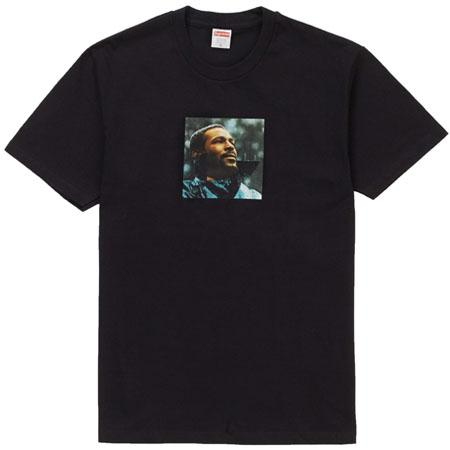 Supreme Marvin Gaye Tee- Black