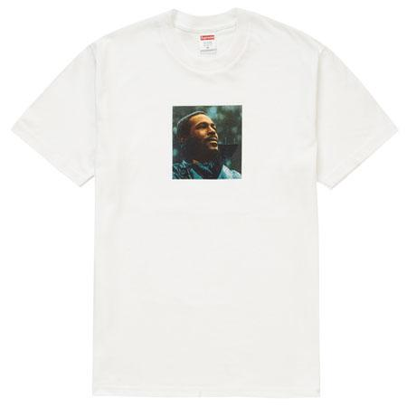 Supreme Marvin Gaye Tee- White