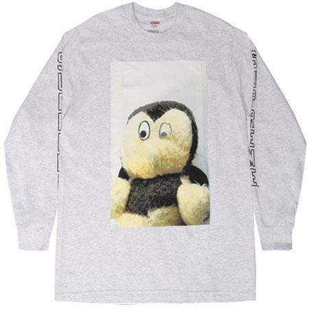 Supreme Mike Kelley AhhYouth! L/S Tee- Ash Grey