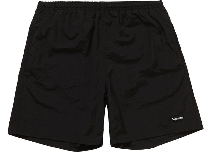 Supreme Nylon Water Short (SS19)- Black