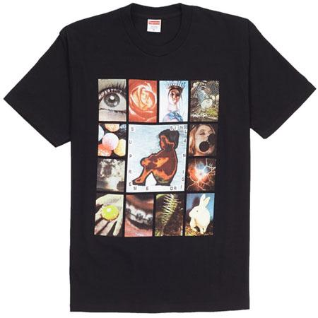 Supreme Original Sin Tee- Black