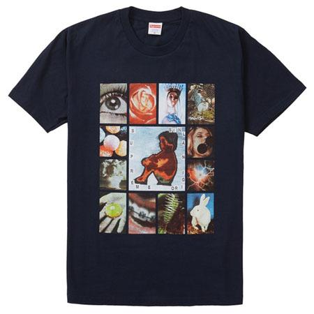 Supreme Original Sin Tee- Navy