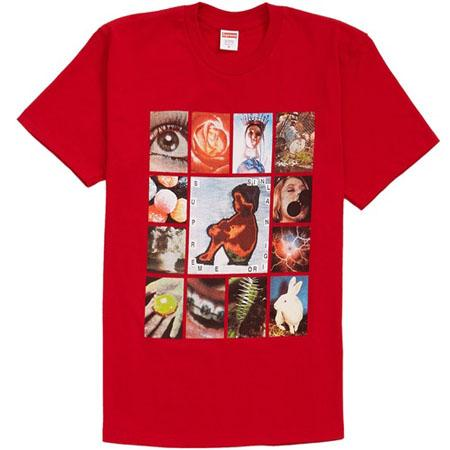 Supreme Original Sin Tee- Red
