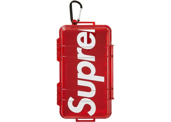 Supreme Pelican 1060 Case- Red