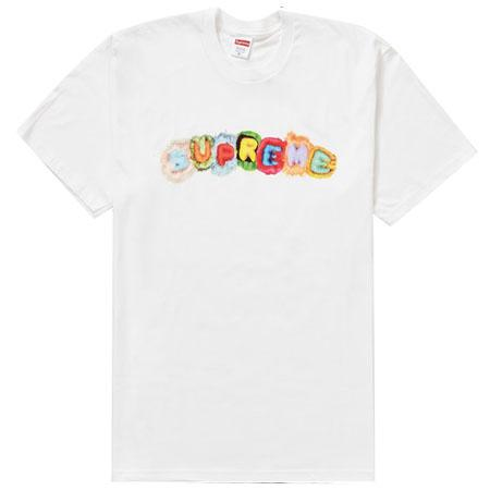 Supreme Pillows Tee- White