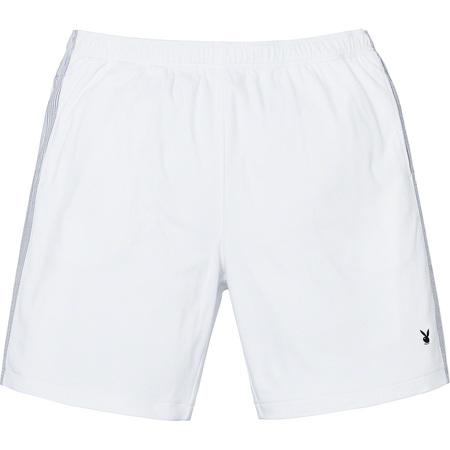 Supreme Playboy Leisure Short- White