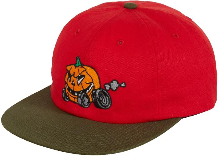 Supreme Pumpkin 6-Panel- Red