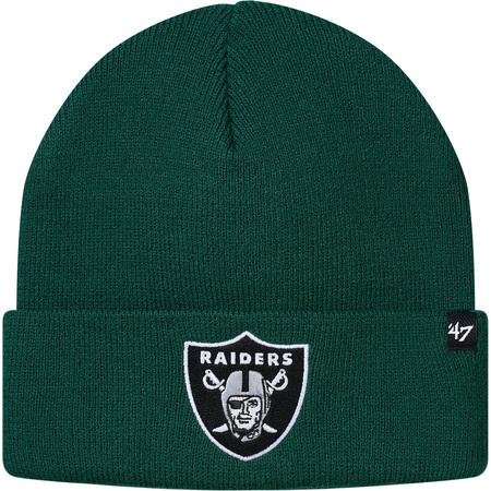 Supreme Raiders NFL '47 Beanie- Dark Green