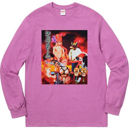 Supreme Sekintani La Norihiro L/S- Light Purple
