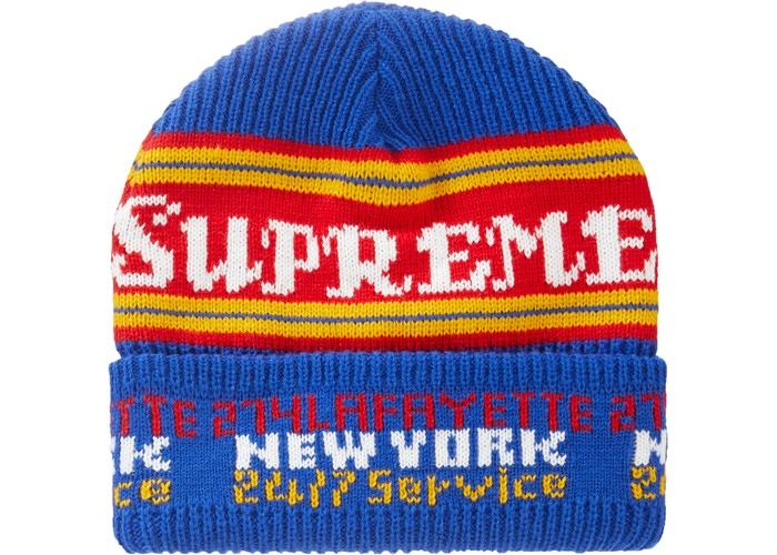 Supreme Service Beanie- Royal